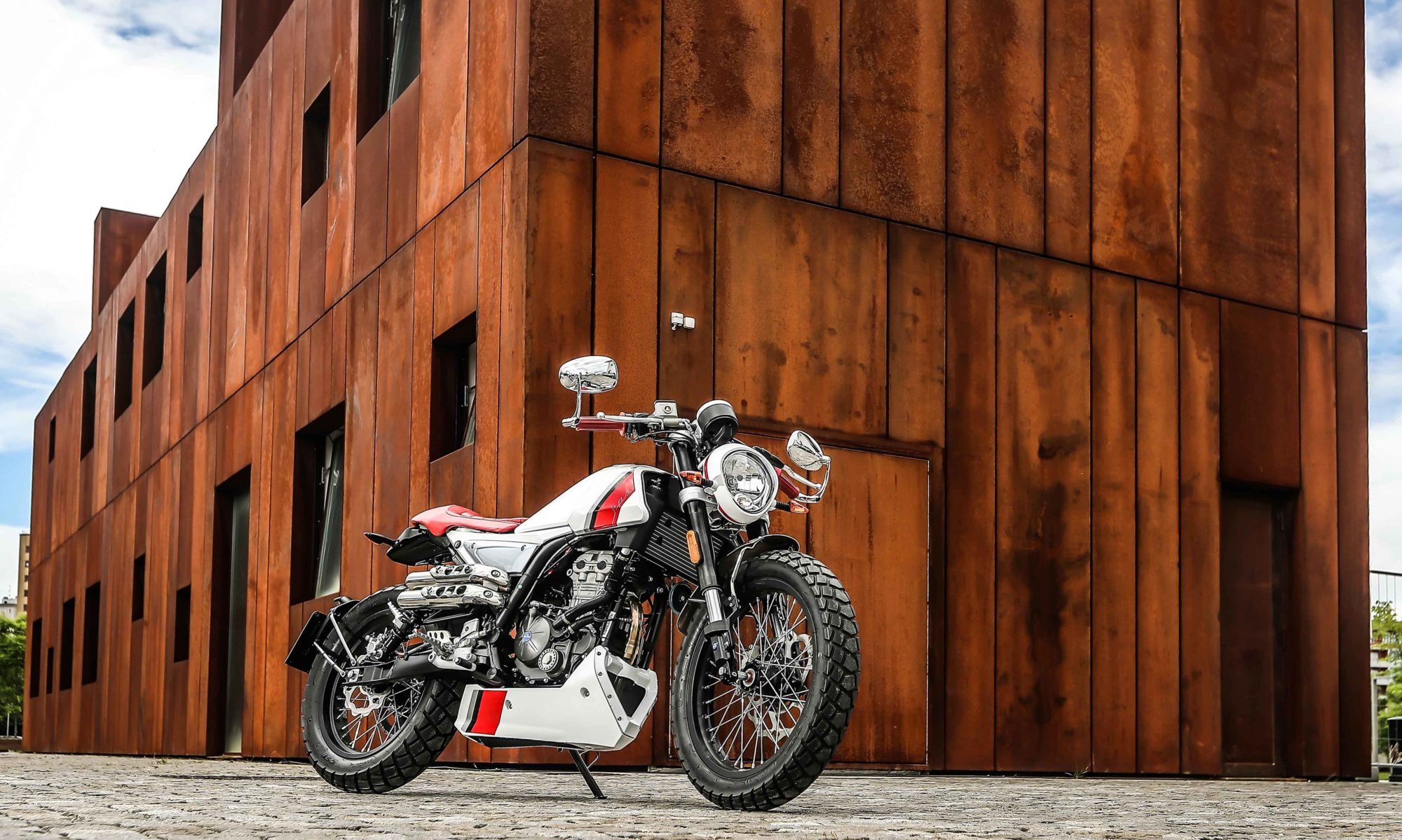 FBMONDIAL MOTORCYCLES HIPSTER 125